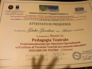 master diploma